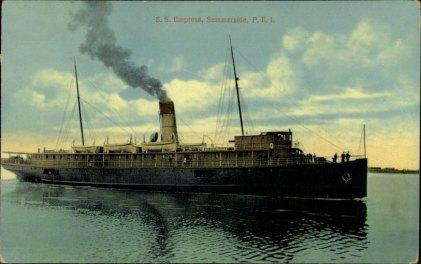 S.S. Empress, Summerside, P.E.I. - M.J. McLellan, Summerside, P.E.I.